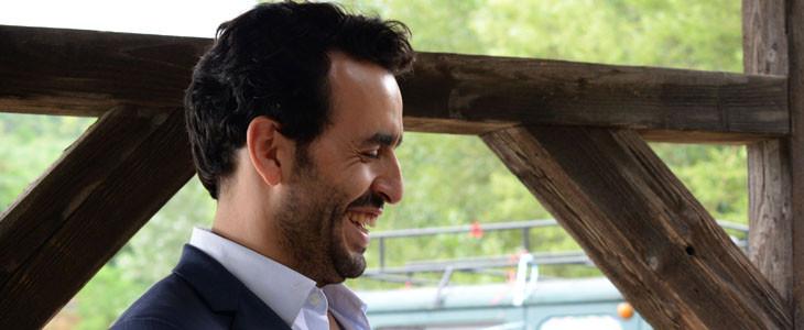 Jonathan Cohen dans Budapest