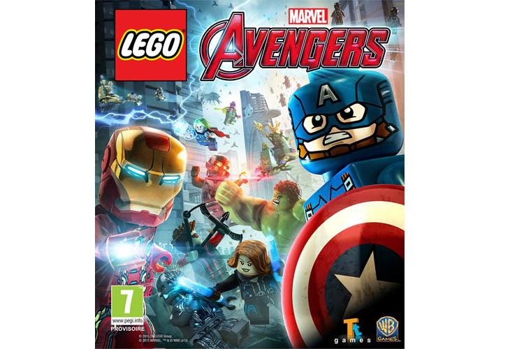 Lego Marvel's Avengers - Opération Briques en folie