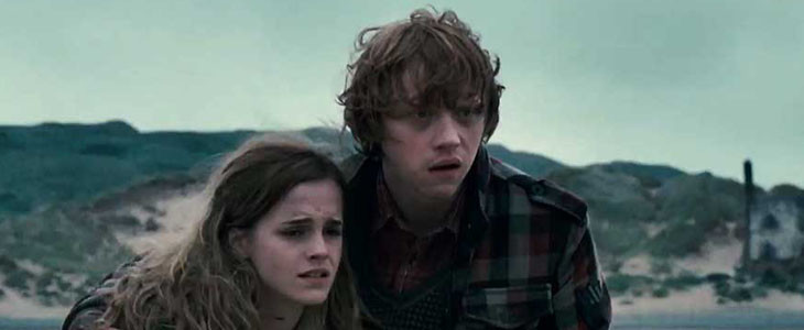 Harry Potter - Ron et Hermione