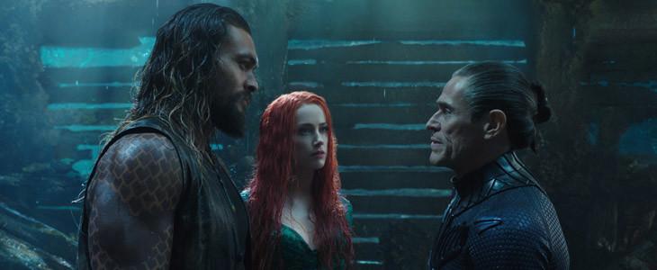 Aquaman, Mera et Vulko