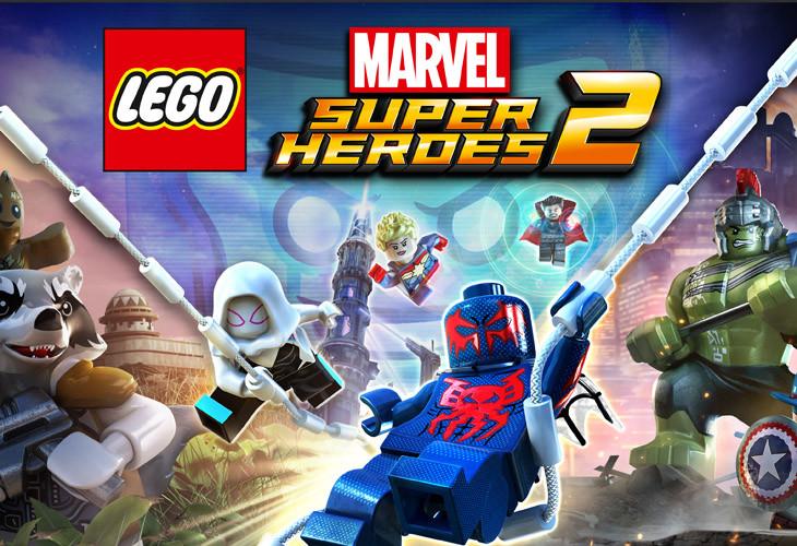 Lego Marvel Super Heroes 2 - Opération Briques en folie
