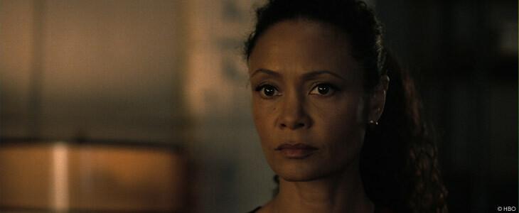 Thandie Newton dans la saison 3 de Westworld