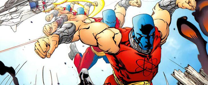 Atom Smasher sera à l'affiche du très attendu Black Adam.