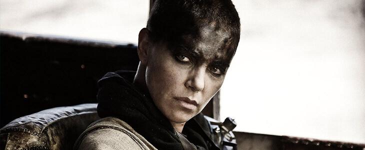 Charlize Theron dans le quatrième opus de la franchise Mad Max