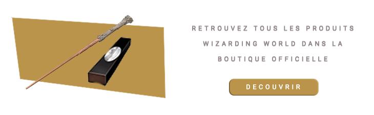 Baguette magique Harry Potter