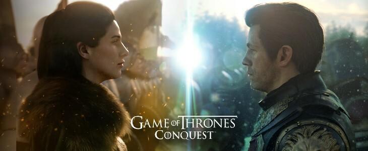 Game of thrones conquest.