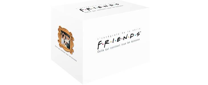 Coffret Noël - Friends