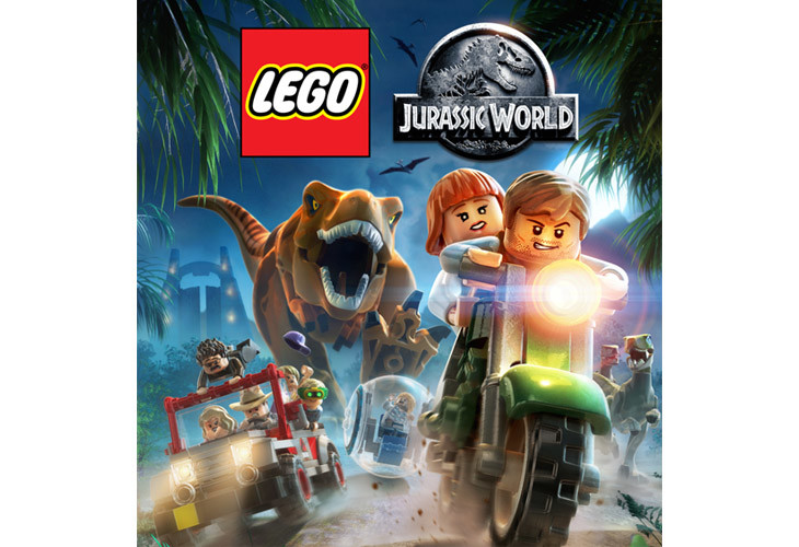 Lego Jurassic World - Opération Briques en folie