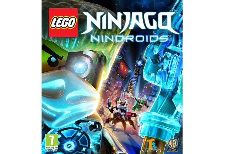 Lego Ninjago Nindroids - Opération briques en folie