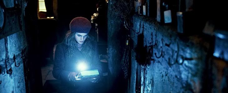 Hermione Granger à Godric's Hollow