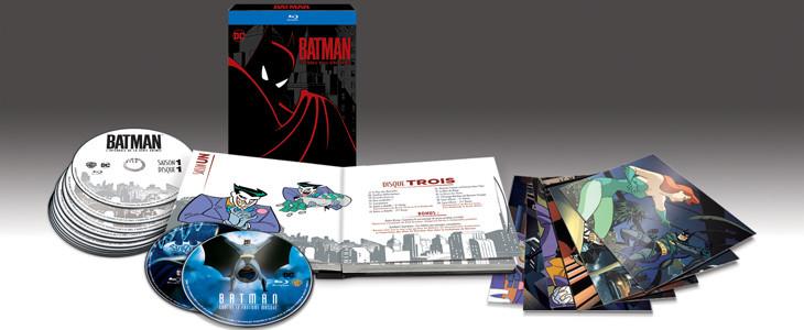 Batman, la série animée - intégrale