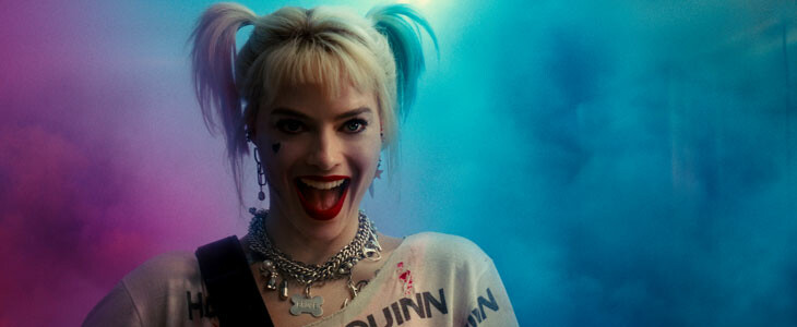 Margot Robbie incarne Harley Quinn à la perfection