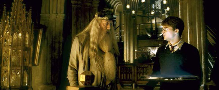 Dumbledore et Harry