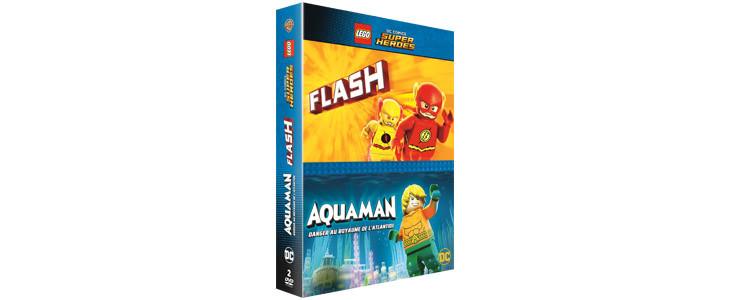 Coffret Noel - Lego DC Super Heroes