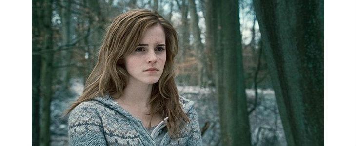 Hermione dans Harry Potter et les Reliques de la Mort