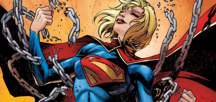 Supergirl en comics