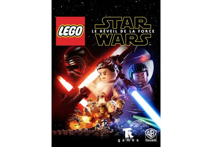 Lego Star Wars : Le Réveil de la Force - Opération briques en folie