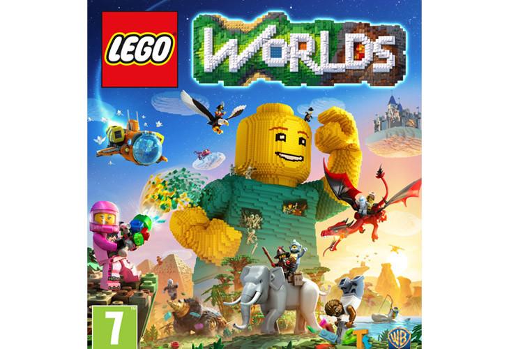 Lego Worlds - Opération Briques en folie