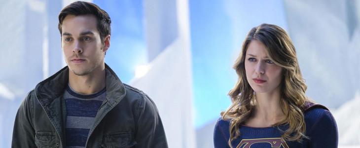 Mon-El et Supergirl