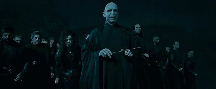 Voldemort dans la saga Harry Potter