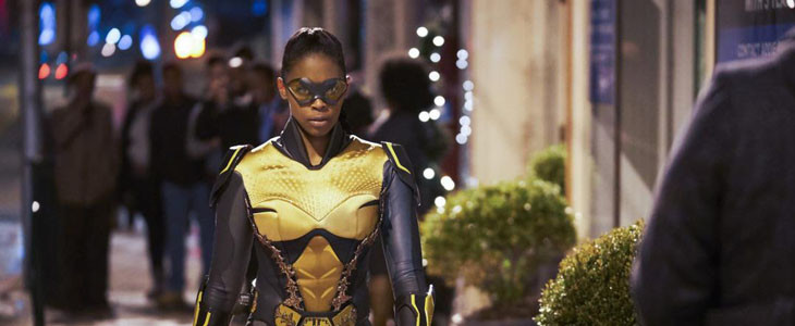 Nafessa Williams - Black Lightning