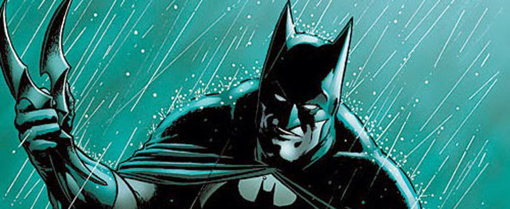 Batman - Comic Con Paris 18 - Neal Adams