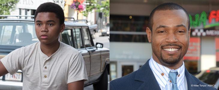 Mike - Chose Jacobs / Isaiah Mustafa