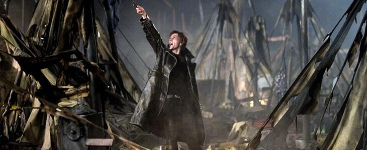 David Tennant incarne Barty Croupton Junior dans la saga Harry Potter