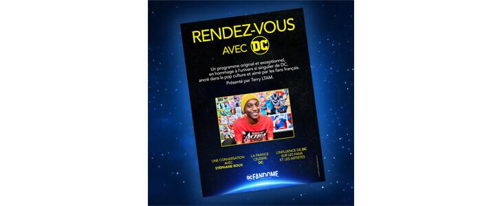 """Ne ratez pas """"Rendez-vous avec DC"""", le programme 100% français"""