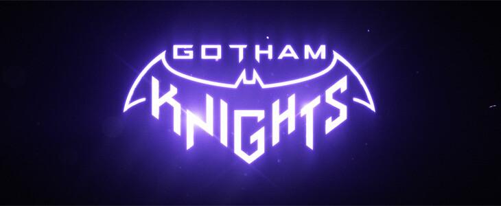 Le logo de Gotham Knights