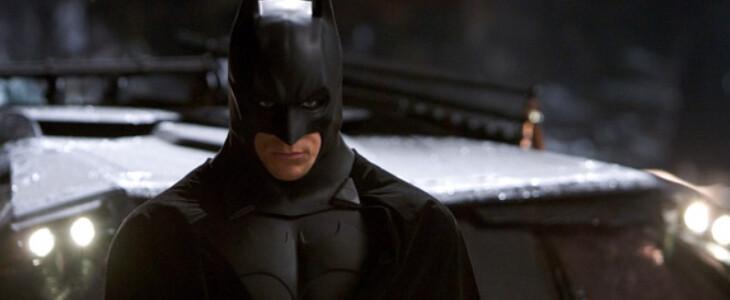 Batman Begins a 15 ans.