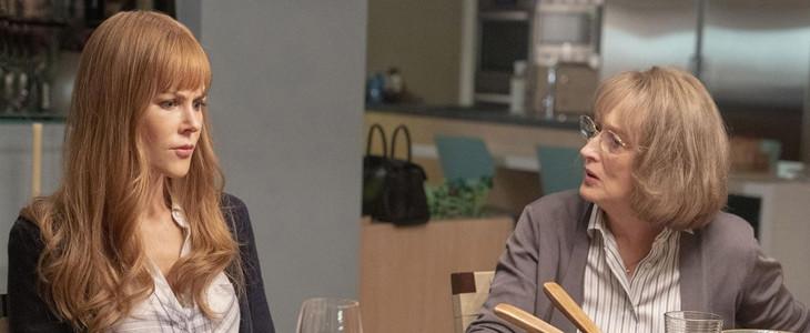 Nicole Kidman et Meryl Streep dans Big Little Lies saison 2