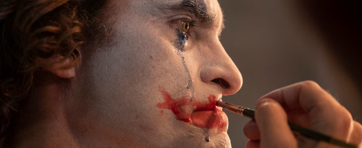 Joaquin Phoenix dans Joker de Todd Phillips