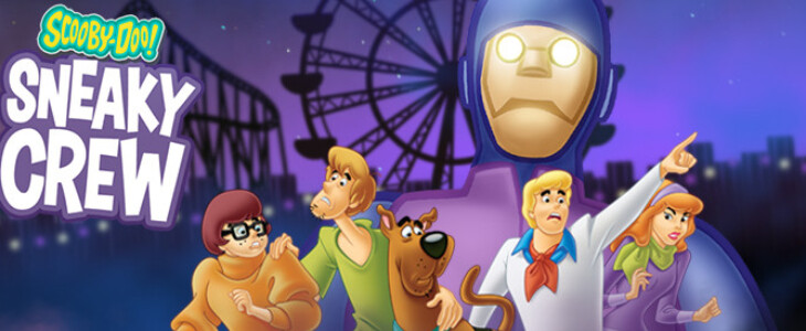 Scooby-Doo ! / Infiltration.