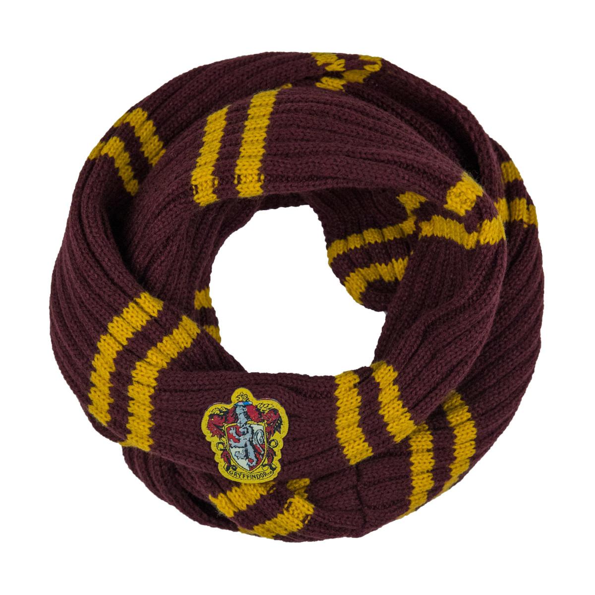 b7eb48dd0a1 Echarpe infinie - Gryffondor - Boutique Officielle Harry Potter