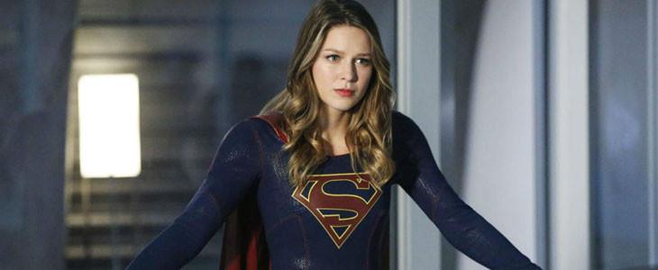 Supergirl dans la saison 2 de la série