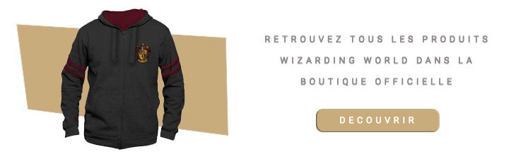 Sweatshirt de sport Gryffondor