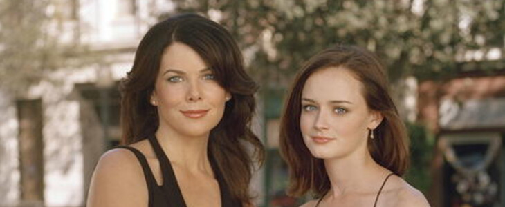 Gilmore Girls, Lorelai et Rory.