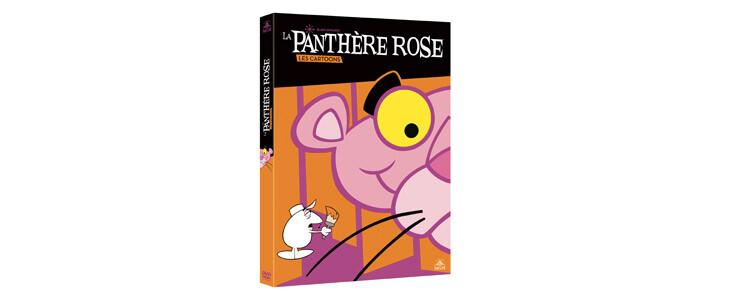 Retrouvez La Panthère Rose dans ce coffret exceptionnel !