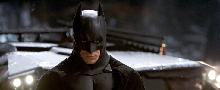 Batman Begins - Christian Bale