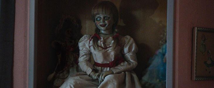 Annabelle Comes Home - la poupée