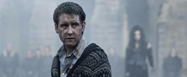 Matthew Lewis dans Harry Potter et les Reliques de la Mort