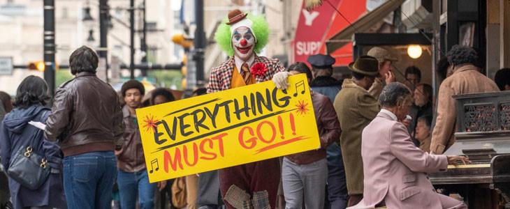 Joker, de Todd Phillips, fait l'unanimité.