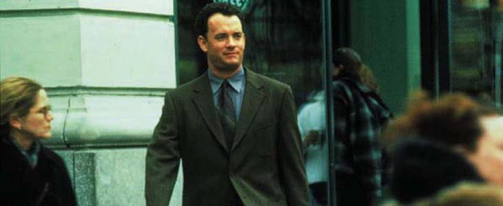 Tom Hanks dans Vous avez un message