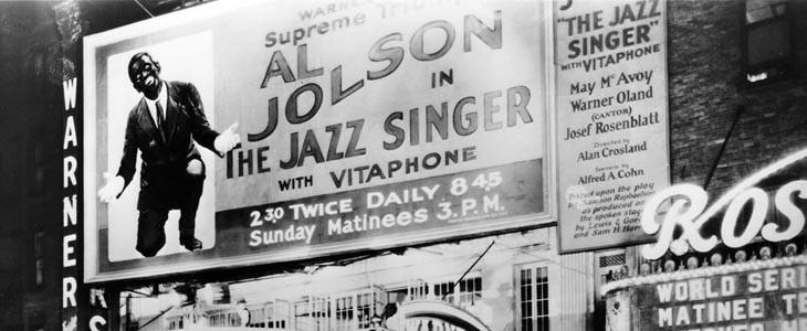 Le Chanteur de Jazz au cinéma