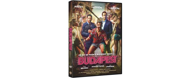 Le DVD de Budapest