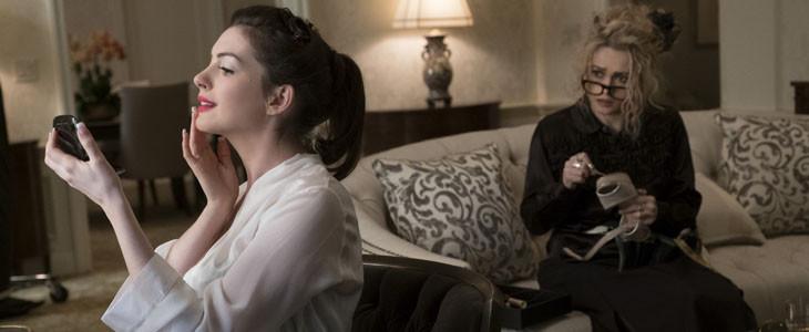 Anne Hathaway et Helena Bonham Carter dans Ocean's 8