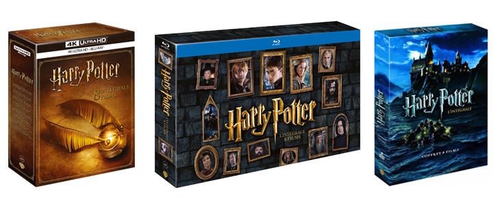 Intégrale en 4K / Intégrale en Blu-Ray / Intégrale en DVD