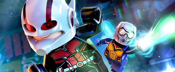 Ant-Man et la Guêpe, LEGO® Marvel Super Heroes 2