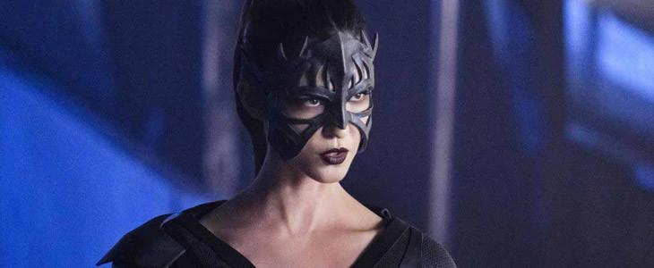 Reign dans la saison 3 de Supergirl